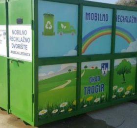 Mobilno reciklažno dvorište