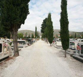 groblje u Trogiru