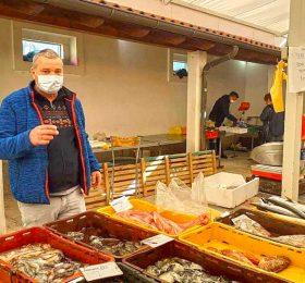 prodavači ribe