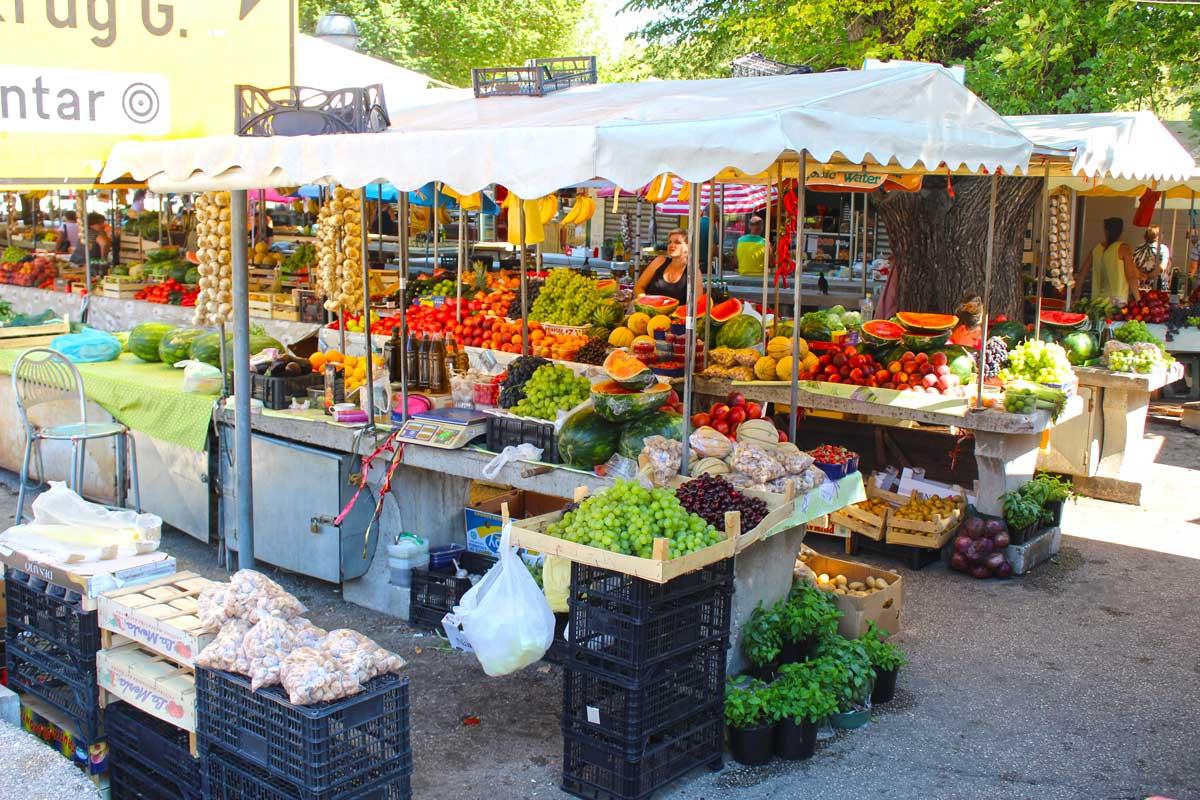 Tržnica Trogir