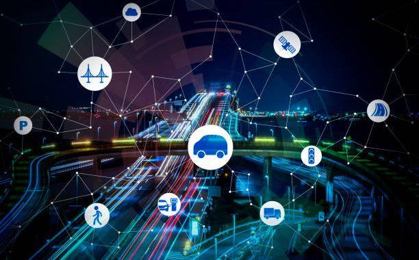 Smart city parking Trogir