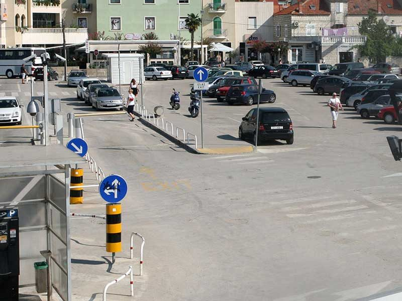 Parking Trogir